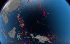 Earthquakes can happen suddenly; here are the top five things you should know about them. CNN/screengrab