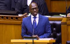 FILE: Finance Minister Malusi Gigaba delivers his maiden Medium Term Budget Policy Statement on 25 October 2017. Picture: GCIS.
