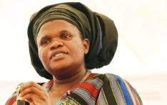 Minister of Public Service and Administration Faith Muthambi. Picture: GCIS