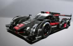 The 2014 Audi R-18 e-tron quattro Le Mans 24 hour car. Picture: Facebook.com