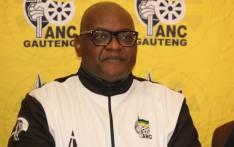 ANC acting Gauteng chairperson David Makhura. Picture: @GautengANC/Twitter