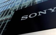 Sony's headquarters in Tokyo. Picture: EPA.