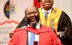 Former Statistician-General, Pali Lehohla, has been awarded with an honorary doctorate from the University of KwaZulu-Natal on 23 April 2018. Picture: Supplied.