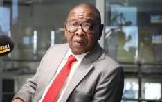 FILE: Transport Minister Blade Nzimande. Picture: CapeTalk.
