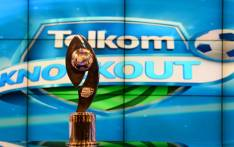 FILE: The Telkom Knockout trophy. Picture: Facebook.com