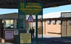 Pollsmoor prison gate. Picture: Supplied