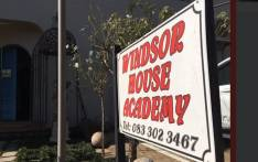 Windsor House Academy in Kempton Park where pupils are complaining of unfair hair regulations. Picture: Hitekani Magwedze/EWN