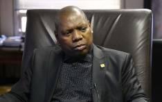 ANC treasurer-general Zweli Mkize.  Picture: Christa Eybers/EWN