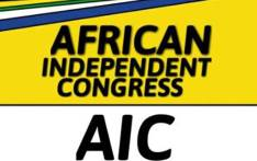 African Independent Congress (AIC) logo. Picture: Facebook.