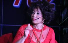 ANC presidential hopeful Lindiwe Sisulu speaks at the Radio 702 Town Hall. Picture: 702.