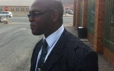 FILE: Richard Mdluli in 2011. Picture: Barry Bateman/EWN