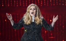 Singer Adele. Picture: Getty Images/AFP.