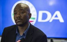 FILE: Democratic Alliance leader Mmusi Maimane during a press briefing in Johannesburg on 21 May 2018. Picture: Sethembiso Zulu/EWN