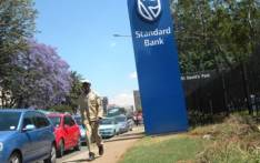 A Standard Bank branch in Johannesburg. Picture: EWN.