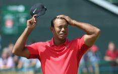 Tiger Woods. Picture: Official Open Championship Facebook Page