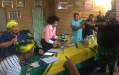 Lindiwe Sisulu to deliver a Lillian Ngoyi memorial lecture in Site C in Khayelitsha.  Picture: Xolani Koyana/EWN.