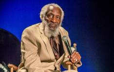 Comedian Dick Gregory has died. Picture: Twitter @IAmDickGregory.