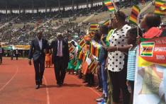 Dignitaries arrive at the Zimbabwe National Stadium for the inauguration of Emmerson Mnangagwa as Zimbabwe president on 24 November 2017. Picture: EWN