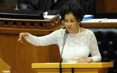 FILE: Human Settlements Minister Lindiwe Sisulu. Picture: GCIS.