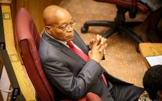 FILE: President Jacob Zuma in Parliament. Picture: Anthony Molyneaux/EWN