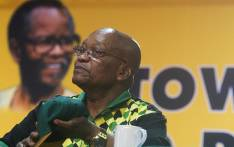 Jacob Zuma during the nominations process at the ANC's national conference on 17 December 2017. Picture: Sethembiso Zulu/EWN
