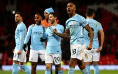 City beat United in the Manchester derby on Sunday, 10 December 2017. Picture: twitter