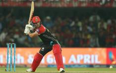 FILE: AB de Villiers in action for Royal Challengers Bangalore in an Indian Premier League match on 10 April 2017. Picture: Indian Premier League