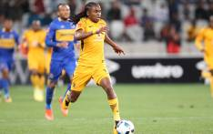 Simphiwe Tshabalala during the Cape Town City vs Kaizer Chiefs fixture at Cape Town Stadium. Picture: Bertram Malgas/EWN