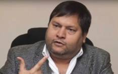 A screengrab of Ajay Gupta. Picture: EWN