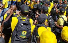 ANC delegates arrive at Nasrec, Soweto for the party's national conference on 16 December 2017. Picture: @MYANC/Twitter