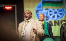ANC SG Gwede Mantashe sings during the opening of the final plenary on 5 July 2017. Picture: Thomas Holder/EWN