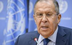 FILE: Russian Foreign Minister Sergei Lavrov. Picture: United Nations Photo.