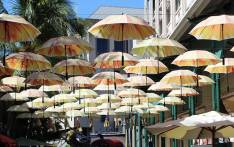FILE: Umbrellas seen at Port Louis, Mauritius. Picture: Pixabay.com.