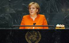 FILE: German Chancellor Angela Merkel. Picture: United Nations (UN)