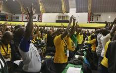 Delegates at the ANC KZN conference. Picture:@ANCKZN/Twitter.