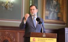 Spain's Prime Minister Mariano Rajoy. Picture: @marianorajoy/Twitter.