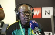 SACP's first Deputy General-Secretary Solly Mapaila at the ANC's 54th national conference at Nasrec in Johannesburg on 18 December 2017. Picture: Radio 702.