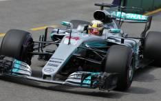 FILE: Mercedes driver Lewis Hamilton. Picture: @F1/Twitter