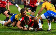 The Crusaders beat the Bulls 33-14 in Christchurch in their Super Rugby match on 23 March 2018. Picture: Twitter/@crusadersrugby
