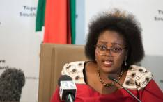 Minister of Communications Mmamoloko Kubayi-Ngubane. Picture: GCIS