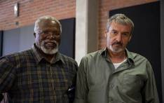 South African actors John Kani and Dawid Minnar are set to star in new play 'The Train Driver' at the Market Theatre. Picture: Kayleen Morgan/EWN