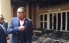 FILE: This undated file photo shows Mduduzi Manana at the North West University. Picture: EWN