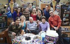The Big Bang Theory cast. Picture: instagram.com