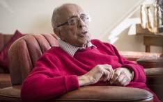 FILE: Former political prisoner and anti-apartheid activist Ahmed Kathrada sat down for a candid one-on-one interview with journalist Melanie Verwoerd. Picture: Reinart Toerien/EWN.