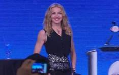 FILE: Madonna.  Picture: CNN.