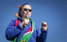 FILE: This file photo shows Western Cape Premier Helen Zille in Port Elizabeth on 23 June 2016 as part of the DA's local government elections campaign. Picture: Aletta Harrison/EWN.