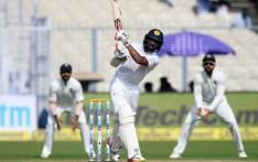 The match between Sri Lanka and India ended in a draw on 20 November 2017. Picture: Twitter/OfficialSLC