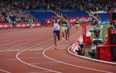 Mo Farah wins the Birmingham Grand Prix Diamond League meeting on Sunday. Picture: @Diamond_League.