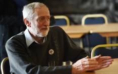 British opposition Labour Party leader Jeremy Corbyn. Picture: AFP.