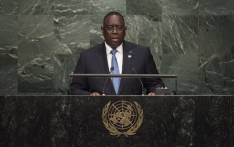 Macky Sall, President of the Republic of Senegal. Picture: United Nations Photo.